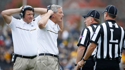 Kirk Ferentz forgot you can go for two