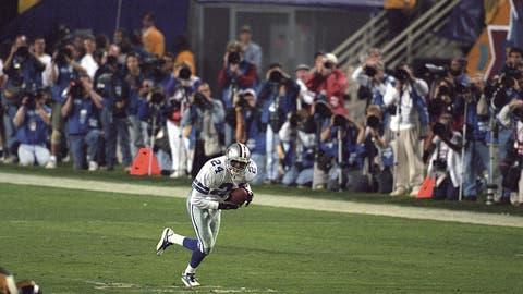 Larry Brown -- Dallas Cowboys, Super Bowl XXX