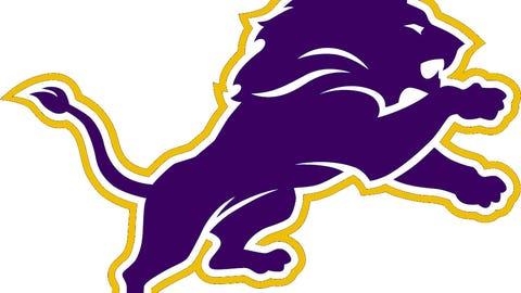 Detroit Lions (Vikings colors)