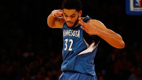 Minnesota Timberwolves (15)