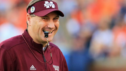 Dan Mullen was always going to find a way to be relevant this year