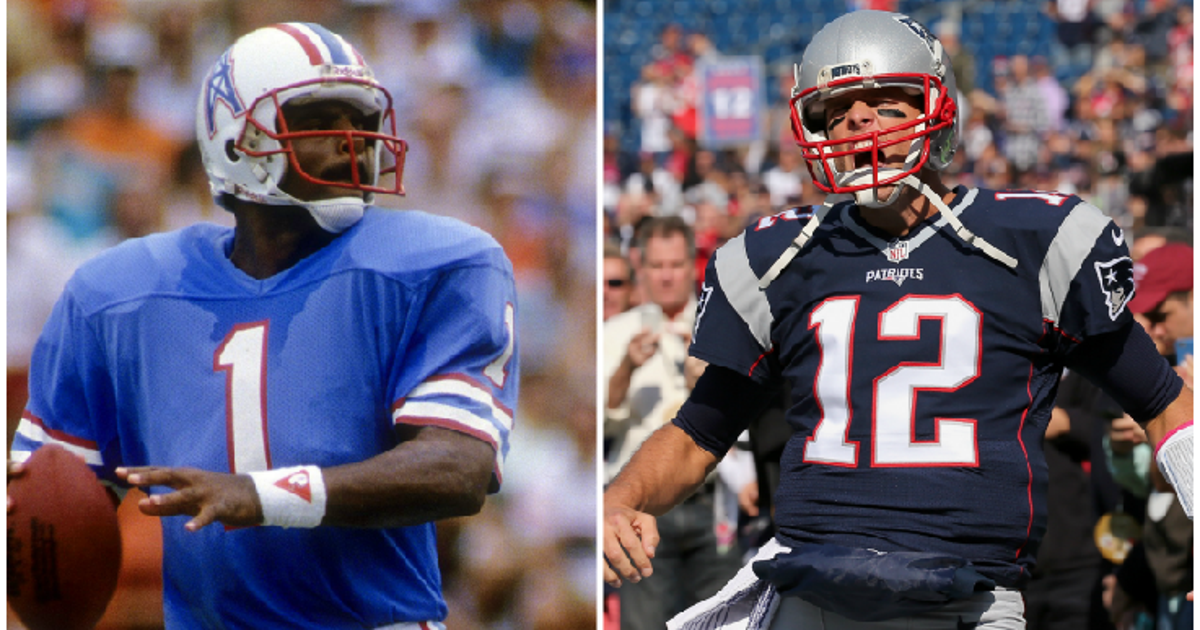 The best NFL QB of all time at every jersey number | FOX Sports