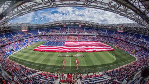 Red Bull Arena: a fortress no more