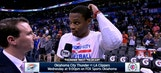 Russell Westbrook: 'As long as we're winning, man'