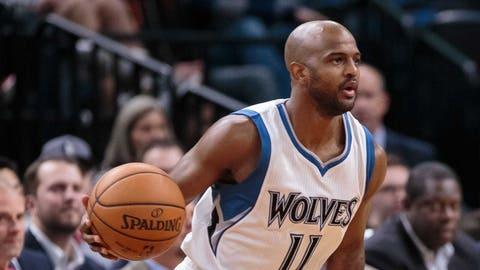 Minnesota Timberwolves: John Lucas III, 34