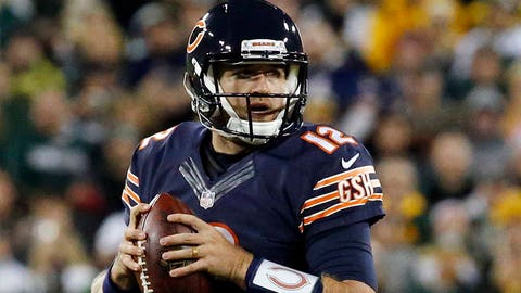 Matt Barkley is encouraged