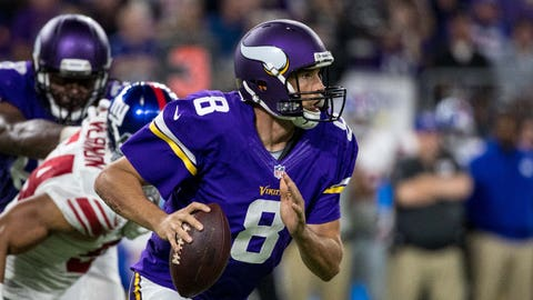 Can Sam Bradford keep playing at an All-Pro level?