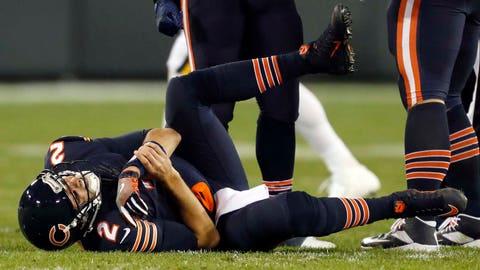 Chicago Bears (last week: 30)