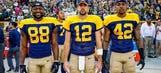 Top Tweets: Packers' Hundley developing photobombing skills