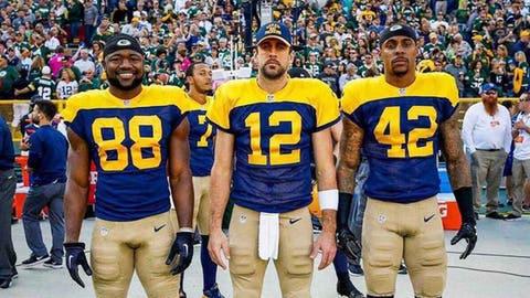 Brett Hundley, Packers quarterback