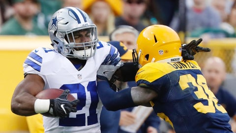 The Cowboys will avenge their loss two years ago
