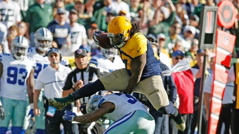 Eddie Lacy/Sam Shields, Green Bay Packers