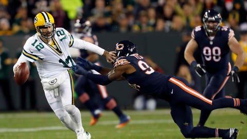 Leonard Floyd, LB, Bears (NA last week)
