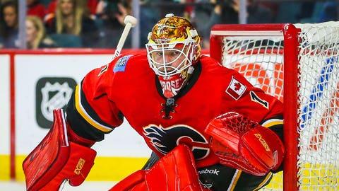 Brian Elliott, G, Calgary Flames