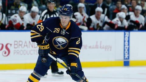 Jake McCabe, D, Buffalo Sabres
