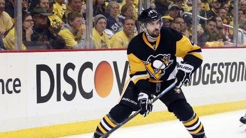 Justin Schultz, D, Pittsburgh Penguins