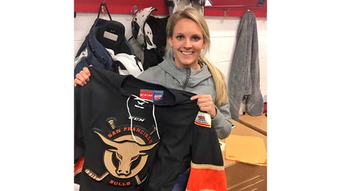Amanda Kessel, former Gophers forward