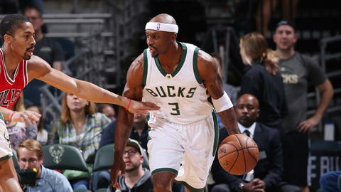 Milwaukee Bucks: Jason Terry, 39