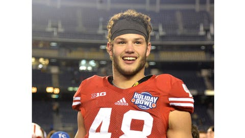 Jack Cichy, Badgers linebacker