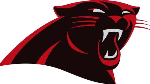 Carolina Panthers (Falcons colors)