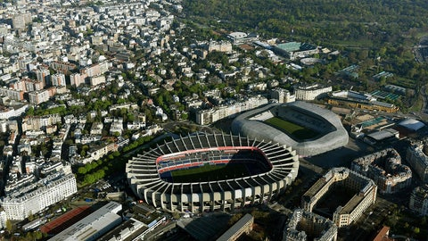 Parc des Princes (Paris St. Germain): €78M