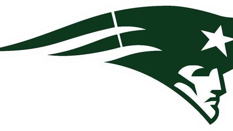 New England Patriots (Jets colors)