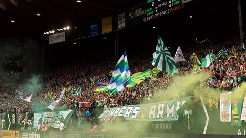 Portland Timbers (USA): $185 million