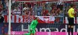 Anthony Modeste equalizes against Bayern Munich | 2016–17 Bundesliga Highlights