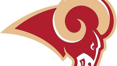 Los Angeles Rams (49ers colors)