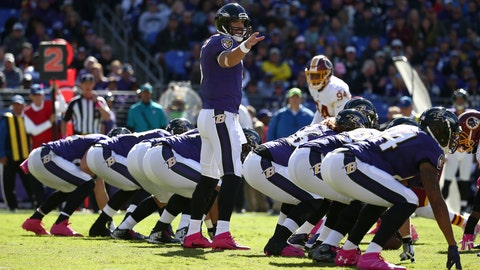 Baltimore Ravens (3-4): 2 covers ATS