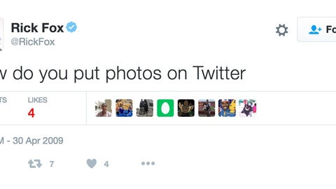 Rick Fox: Anyone know how to upload photos to Tweetbook?