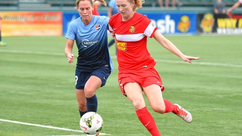 Player to watch, WNY Flash: Samantha Mewis