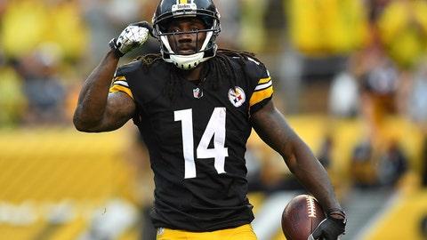 Rising: Pittsburgh Steelers WR Sammie Coates
