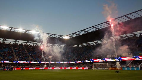 San Jose Earthquakes: 19,930 (100%)
