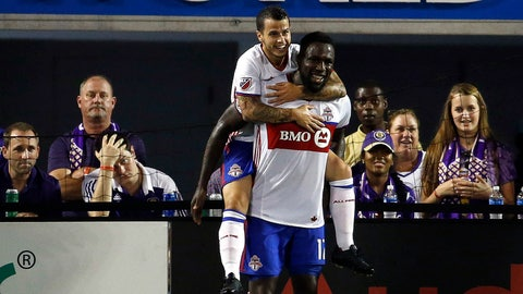The Giovinco-Altidore striker pairing is the scariest in MLS