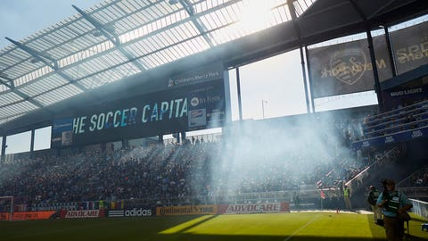Sporting Kansas City: 19,597 (106.1%)