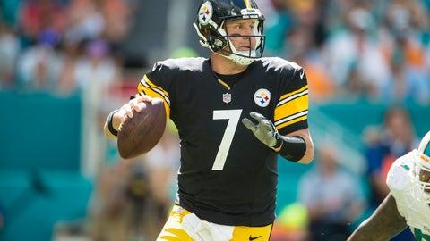 Week 17: at Steelers