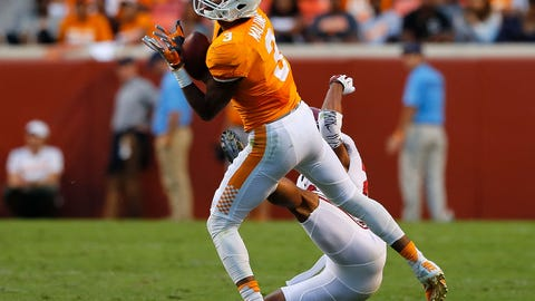 Tennessee (5-2), re-rank: 14