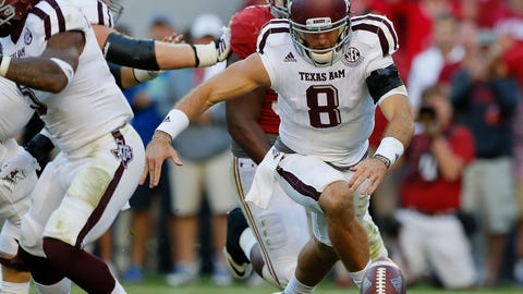 Texas A&M (6-1), re-rank: 7