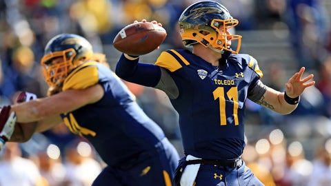 Camellia Bowl: Appalachian State (+1) at Toledo