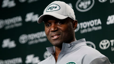 """Could you lower the heat a little?"": Todd Bowles, New York Jets (3-5)"