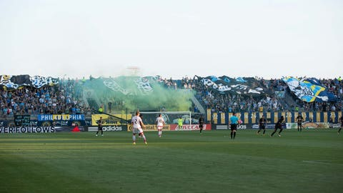 Philadelphia Union - Might end their playoff drought