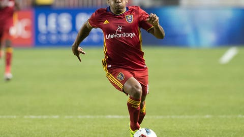 Real Salt Lake - Get to know Joao Plata