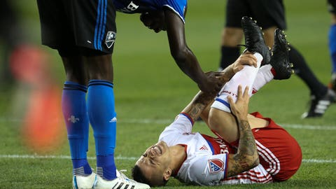 Toronto FC - Sebastian Giovinco needs to get fit