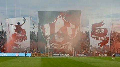 Toronto FC (Canada): $180 million