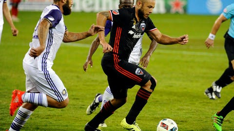 Orlando City vs. D.C. United