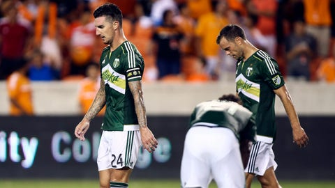Portland Timbers - The worst away team in the league