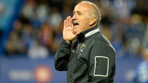 San Jose Earthquakes - Dominic Kinnear is coming back
