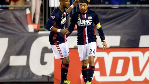 New England Revolution - Somehow still in the playoff race