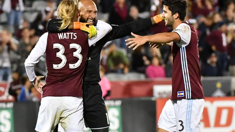 Colorado Rapids - In the Supporters' Shield hunt